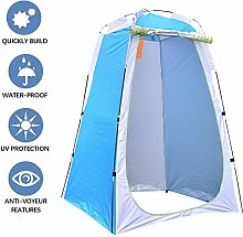 Portable Privacy Tent Camping Shower Tent, Beach