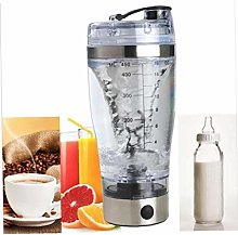 Portable Protein Shaker Bottle Automatic Electric