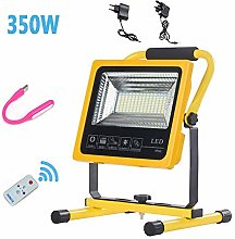 Portable Rechargeable Cordless LED Work Light, LED
