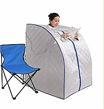 Portable Sauna with Infrared Personal Spa at home
