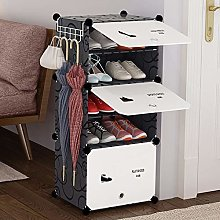 Portable Shoe Storage Management Tower,