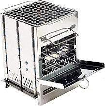 Portable Small Grill Barbecue Folding Charcoal