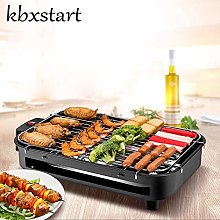 Portable Smokeless Electric Grill, Barbecue Shop