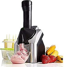 Portable Soft Serve Ice Cream Machine from Fruit