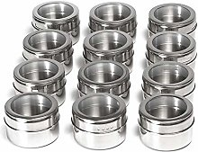 Portable Spice Jar Container Pepper Bottle