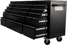 Portable Toolbox Tool Chest Box Cabinet Garage