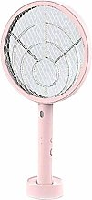 Portable Upgrade Electric Mosquito Zapper Racket