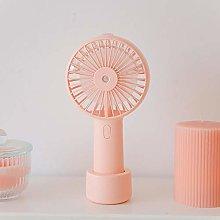 Portable Water Spray Mist Fan Mini Usb