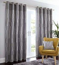 Portfolio Curtains, Charcoal, 90 x 90 cm