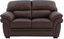 Portland 2 Seater Leather Sofa