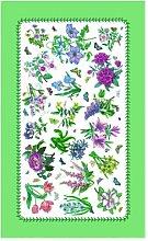 Portmeirion Home & Gifts Chintz Design Tea Towel,