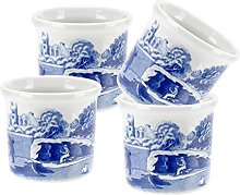 Portmeirion Home & Gifts Egg Cup, Blue & White
