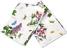 Portmeirion Home & Gifts Tea Towel, Cotton,