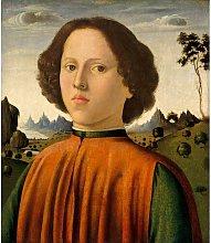 Portrait of a Boy, 1476/1480 by Biagio