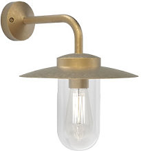 Portree Wall light by Astro Lighting Gold/Metal
