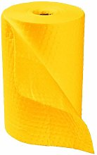 Portwest Unisex Chemical Roll Yellow Regular