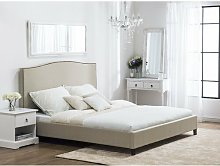 Poseyville European Double Upholstered Bed Frame