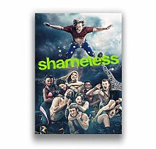 Poster and Prints Shameless Movie Poster Canvas