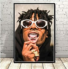Poster Rapper Music Star Playboi Carti Art Home