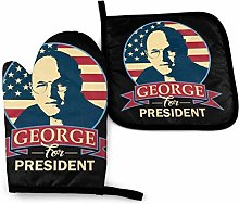 Pot Holders and Oven Mitts,Seinfeld George for