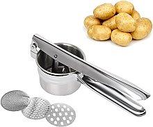 Potato Mashers Stainless Steel Potato Ricer