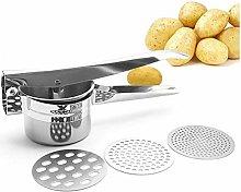 Potato Ricer Potato Masher Stainless Steel Food