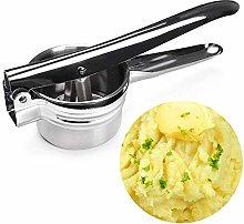 Potato Ricer Stainless Steel Potato Masher for
