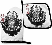 Potholders and Oven Mitts,Resident Evil T Type