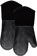 Potholders & Oven Gloves Hot Silicone Oven Mitts