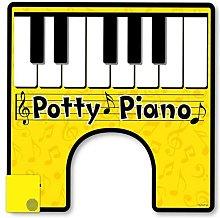 Potty Piano Sounding Rug Bathroom Fun Toe Tapping