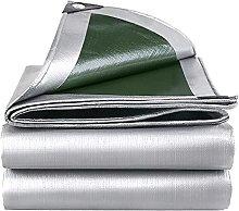 POUAOK Tarpaulin, PE Tarpaulin Rainproof Cloth