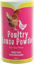 Poultry Louse Powder (750g) (May Vary) - Battles