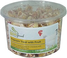 Poultry Popcorn Treat With Fruit (Pack Of 6) (May