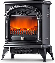 PovKeever Portable Electric Fireplace Stove