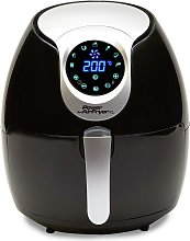 Power Air Fryer 5 Litre Digital - Black