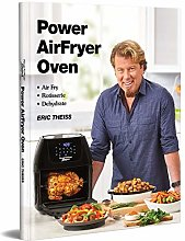 Power Air Fryer Cooker Recipe Book (Hardback) by
