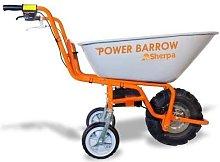 Power Barrow - Battery Powered Tipping Wheelbarrow