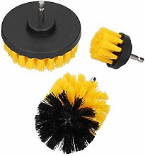 Power Scrubber Cleaning Kit, Drill Brush