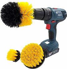 Power Scrubber Convenient Drill Brush Attachment -