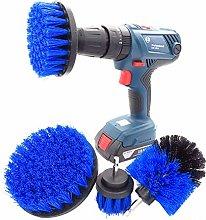 Power Scrubber Convenient Drill Brush Attachment