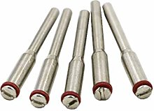 Power tool accessories 6pcs Rotary Mandrel