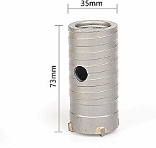 Power tool accessories Thread 30-160mm Concrete