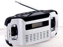 PowerPlus Lynx Dynamo & Solar powered Radio &