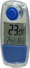 PowerPlus Parrot Solar Powered Thermometer