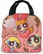 Powerpuff Girls Cool Lunch Bag Cooler Tote Box