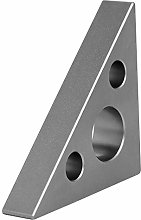 POWERTOOL Aluminum Alloy Triangle Ruler, Square