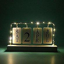 Powzz ornament LED creative photography simple