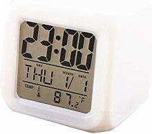 PPING sunrise simulator alarm clock radio alarm