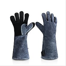 PPLAA Barbecue Gloves High Temperature Resistant