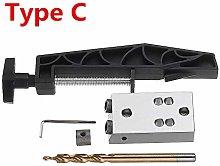 PPocket Hole Jig 3 Types Oblique Hole Locator Kit